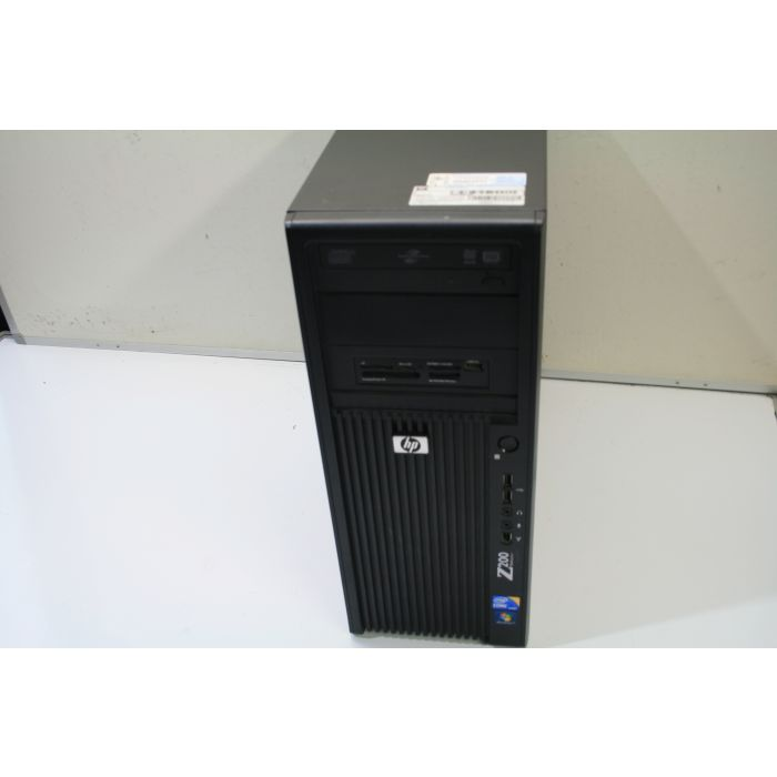HP Z200 Workstation / Intel Core i5-660 DC @ 3 33GHz / 8GB / 320GB / Multi  / Win7Pro KK667ET#ABB