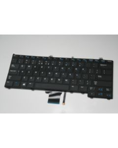 DELL Latitude E7240 US QWERTY Backlit Keyboard 0115T5 115T5