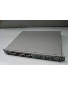 NORTEL BayStack 470-24T STCKBL Switch / With Rackmount AL2012A37