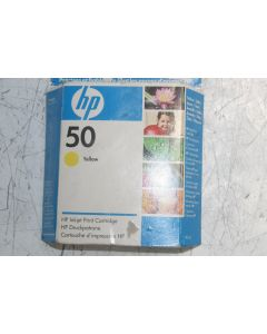 HP HP 50 YELLOW CARTRIDGE (51650YE) 51650YE