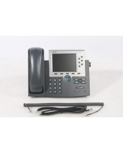 CISCO 7965G IP Color Display Phone CP-7965G 68-2931-05 65-4589-03