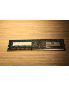 HP DIMM,2GB PC3-10600E,128MX8 MEMORY 500209-061 501540-001 500670-B21