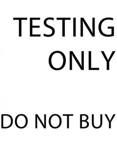 AMD Test not for sale! TEST-KIT