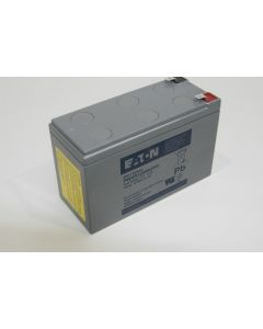 EATON 12V 8AH Lead Acid Battery 58700036-001 PWHR1234W2FR