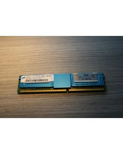 HP DIMM 4GB PC2-5300 FBD 256MX4 ROHS MEMORY 398708-061 416473-001