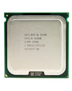 INTEL Xeon E5405 QC 2.0 Ghz 12mb cache 1333 Mhz Processor SLAP2 E5405 SLBBP BX80574E5405A